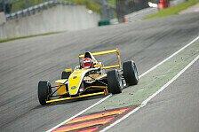 ADAC Formel Masters - Jensen schnappt sich Sieg auf dem Sachsenring