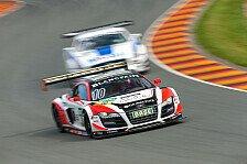ADAC GT Masters - Rast/van der Linde gewinnen auf dem Sachsenring