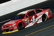 NASCAR - Monster-Mile-Pole für Harvick
