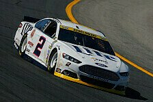 NASCAR - Pole Nummer fünf für Keselowski