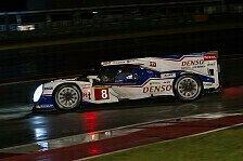 WEC - Noch eine Pole für Toyota Racing