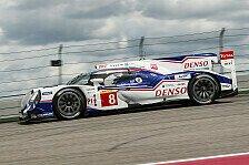 WEC - Austin: Toyota-Pole nach kuriosem Qualifying