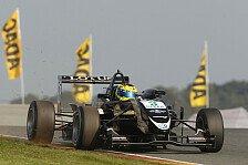Formel 3 Cup - Erste Pole Position für Indy Dontje