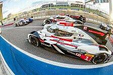 WEC - Audi: Rückkehr zum ERS-H nicht ausgeschlossen