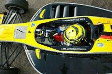 ADAC Formel 4 - Zimmermann und Schramm für Neuhauser Racing