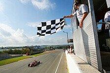 ADAC Formel Masters - JBR: Bestes Rennwochenende der Geschichte