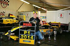 ADAC Formel Masters - Champion Jensen: GP3-Aufstieg im Visier