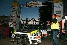 ADAC Rallye Masters - Amtierender Champion Gaßner hält den Anschluss