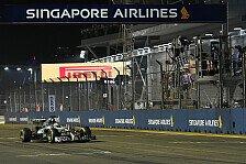 Formel 1 - Singapur GP: Die Renn-Analyse