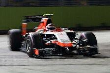 Formel 1 - Pro und Contra: Marussia ja oder nein?