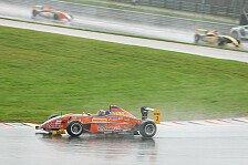 ADAC Formel Masters - Sachsenring-Podium für Marvin Dienst