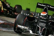 Formel 1 - Gerücht: Ericsson startet 2015 für Sauber