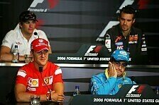 Fernando Alonso verrät: Duell gegen Michael Schumacher geprägt von Psycho-Tricks