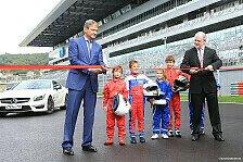 Formel 1 - Strecke in Sotschi offiziell eröffnet
