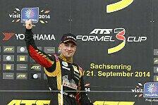 Formel 3 Cup - Pommer: Konnte es zuerst gar nicht glauben