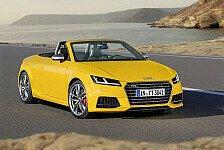 Auto - Audi präsentiert neue Roadster