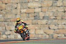 MotoGP - Open: Aleix Espargaro fährt wieder voran