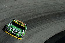 NASCAR - Kyle Busch holt Night-Race-Pole