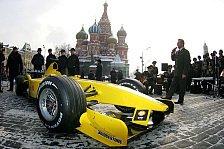 Formel 1 - Jordan-Midland: Ob der EJ13 Glück bringt?