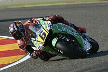 MotoGP - Bradl spart nach P8 nicht mit Selbstkritik