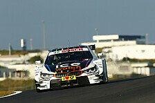 DTM - One-Man-Show: BMW nur Audi-Futter