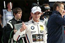 Formel 1 - Test für DTM-Meister Wittmann bei Toro Rosso