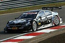DTM - Mercedes: Das unbekannte neue Auto