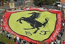 Formel 1 - Ferrari: Fan-Tribut für di Montezemolo