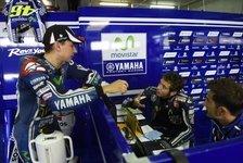 MotoGP - Lorenzo: Rossi nur durch meine Daten so schnell