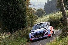 WRC - Neuville gewinnt Heimrallye im Hyundai i20 WRC