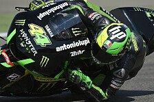 MotoGP - Tech 3: Espargaro verpasst Reihe eins knapp