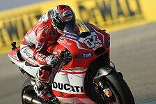 MotoGP - Dovizioso glaubt an die GP14