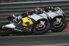 Moto2 - Rabat denkt nicht an den Titel