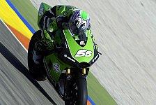 MotoGP - Kawasaki ist mit dem großen Knall zufrieden