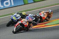 MotoGP - Favoriten-Check: Rossi krasser Außenseiter