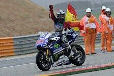 MotoGP - Live-Ticker: Die MotoGP in Aragon