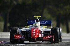 WS by Renault - Rowland gewinnt letztes Saisonrennen