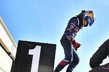 WS by Renault - Sainz nach erster Kurve Champion