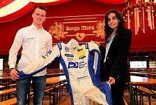 ADAC Formel Masters - Maxi Günther: Rennoverall versteigert
