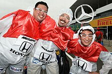Formel 1 - Japan GP: Der Donnerstag im Live-Ticker