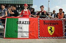 Formel 1 - Montezemolo vermisst offiziellen Dank von Ferrari