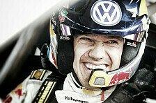 WRC - Ogier: Wäre dumm, das Team zu wechseln