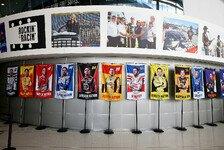 NASCAR - Bilder: Contender Round - Media Day