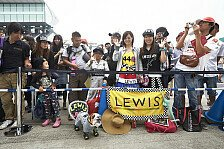 Formel 1 - Japan GP: Der Freitag im Live-Ticker
