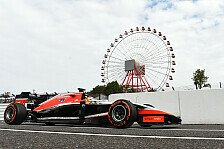Formel 1 - Bianchi: FIA bestätigt schwere Kopfverletzung