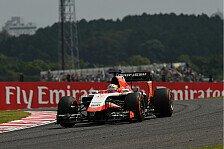 Formel 1 - Manor wagt Comeback mit 92 Millionen Dollar