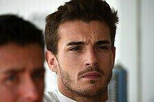 Formel 1 - Statement: Bianchi erleidet axonale Schädigung