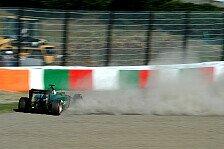 Formel 1 - Kurzes Heimspiel für Kobayashi