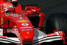 Formel 1 - Bilderserie: Die Titelkandidaten 2005