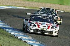ADAC GT Masters - Mercedes und Corvette auf Pole in Hockenheim